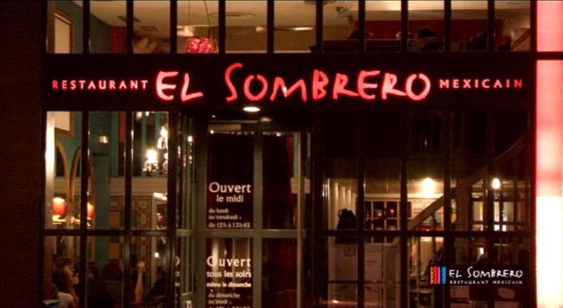 Restaurant el sombrero lyon en vid o hotelrestovisio for 9 rue du jardin des plantes 69001 lyon