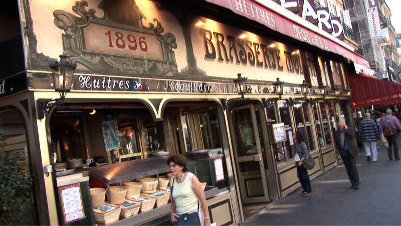 Restaurant Mollard Paris